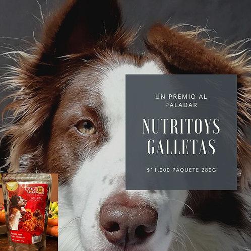 Nutritoys Galletas 280 gramos