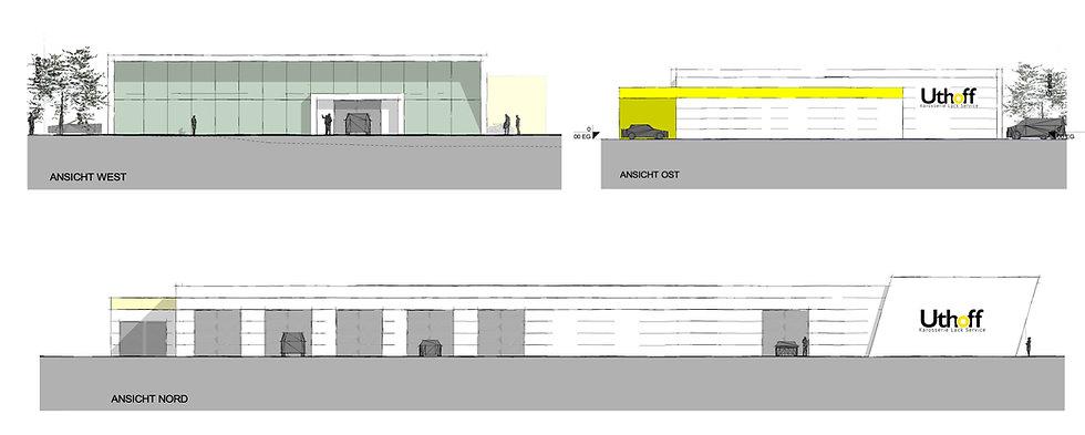 Unser Neubau in Steinheim | Karosserie Lack Service Uthoff |Gerstetten
