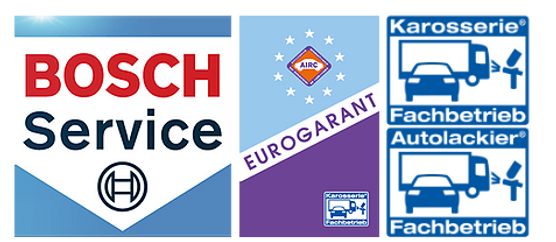 Bosch Eurogarant  | Karosserie Lack Service Uthoff |Gerstetten