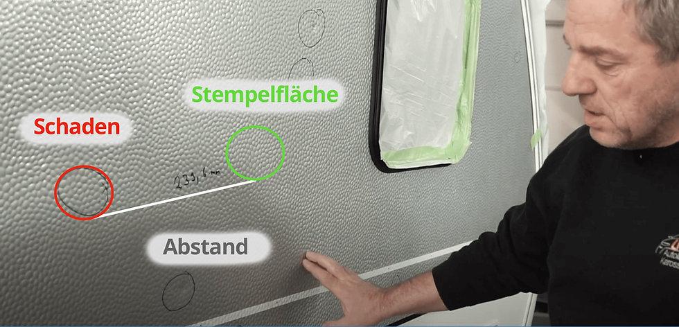 Caravan Smart Repair | Karosserie Lack Service Uthoff |Gerstetten