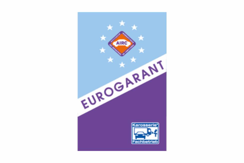Eurogarant Sigel   Karosserie Lack Service Uthoff  Gerstetten