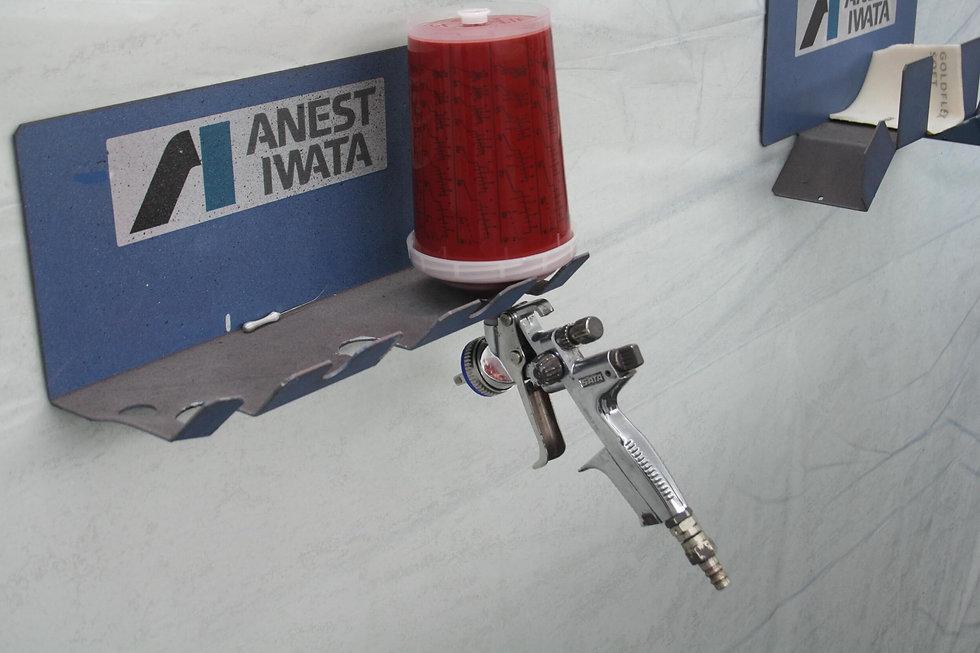 Lackpistole | Karosserie Lack Service Uthoff |Gerstetten
