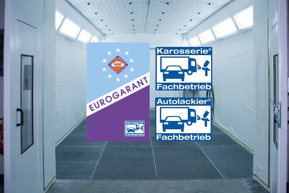 Eurogarant Lackierung   Karosserie Lack Service Uthoff  Gerstetten