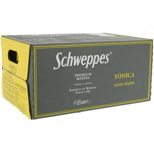 Schweppes - Tonic Original (24X20CL)