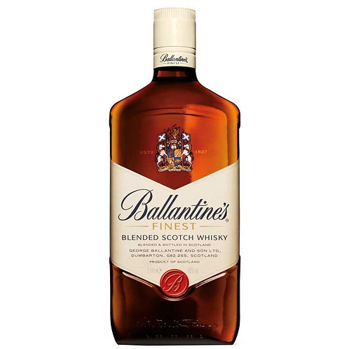 Ballantines - Finest  40%vol.