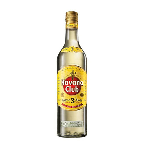 Havana Club - 3 Anos (3Y) 40%vol.
