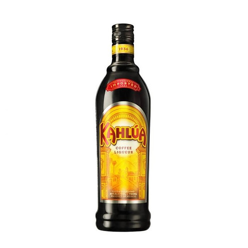 Khalua - coffee liquor 20%vol.