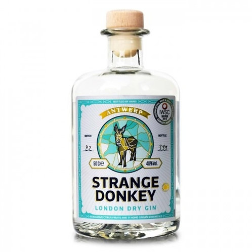 Strange Donkey - London dry gin