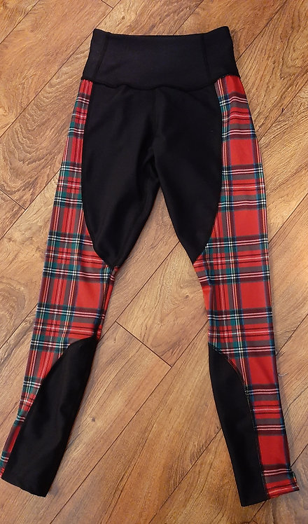 Mad for Plaid Full Length Pant Small