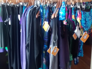 Trunk Show at Bliss Yoga Studio in Monroe!