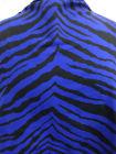 Deep Blue Zebra