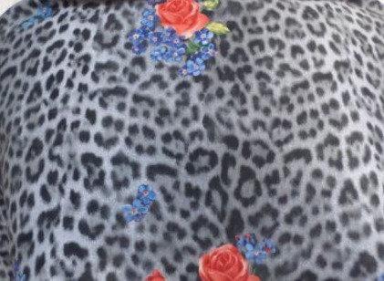 Leopard Lovin' Flowers