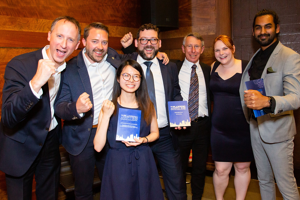 Inner Circle Award 2019 for Planning and Placemaking