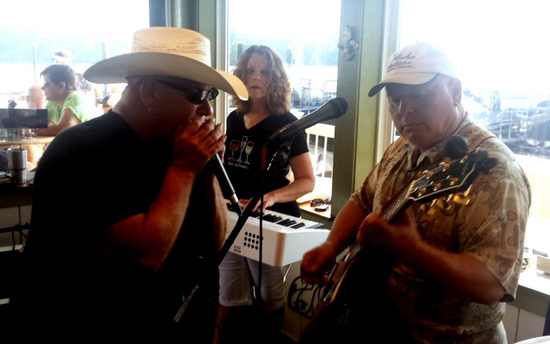 Playing The Oyster Bar