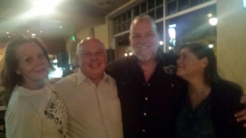 Bev & Jeff, Dale & Margaret Poune