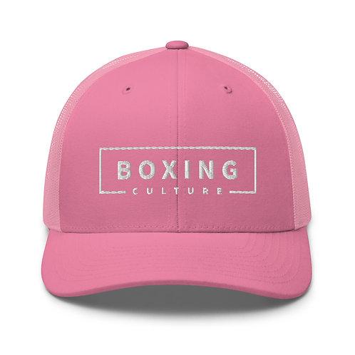 Boxing Culture mesh CAP
