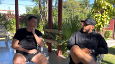Interview with the Boxers in Cuba