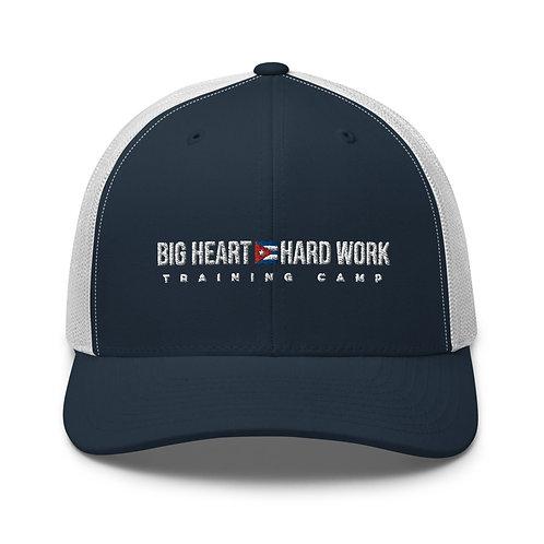 Big Heart|Hard Work training camp