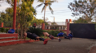 Team Work in Cuba