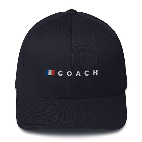 COACH FRANCE flag FLEX Hat