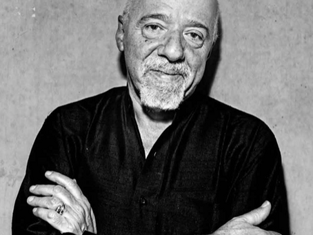 Quote and Person of the day- Paulo Coelho