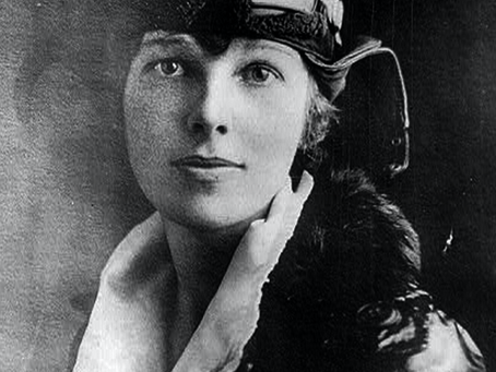 Quote and Person of the day- Amelia Earhart