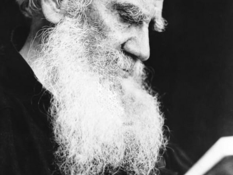 Quote and Person of the day- Leo Tolstoy