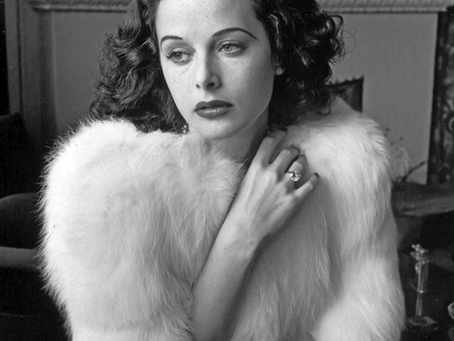 Person of the day- Hedy Lamarr
