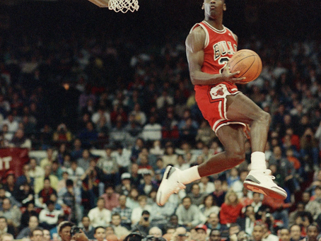 Quote and Person of the day- Michael Jordan