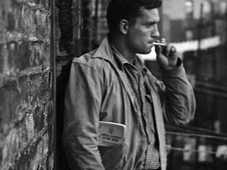 Quote and Person of the day- Jack Kerouac