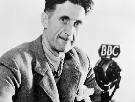 Quote and Person of the day- George Orwell