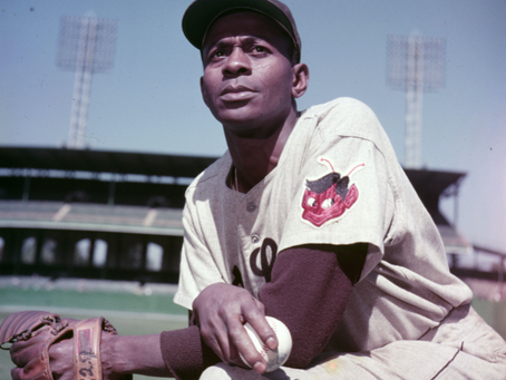 Quote and Person of the day - Leroy Satchel Paige