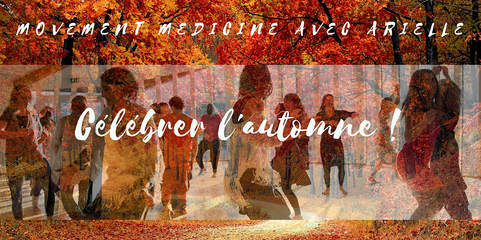 Movement Medicine with/avec Arielle