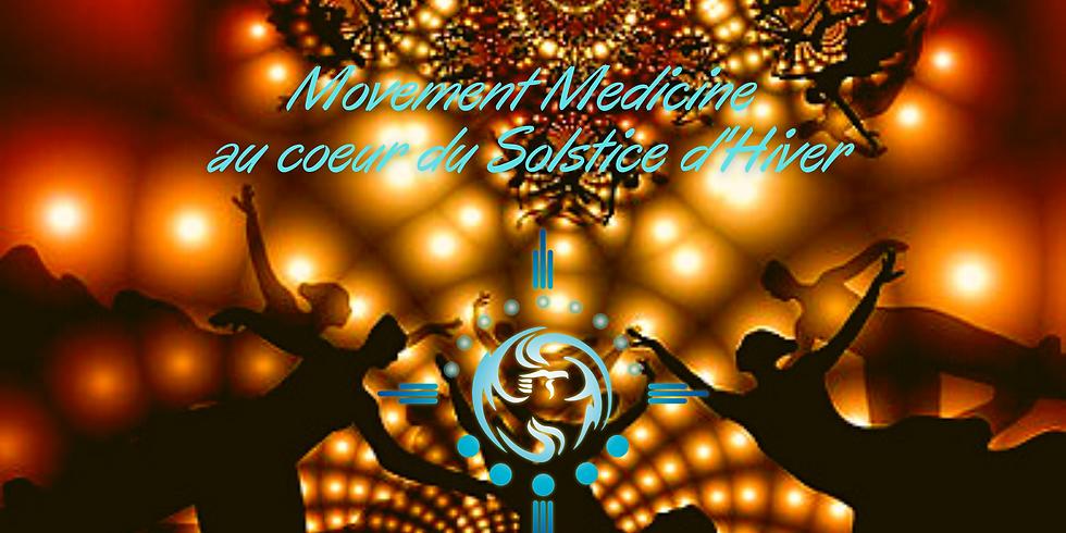 Movement Medicine en ligne : Solstice d'Hiver