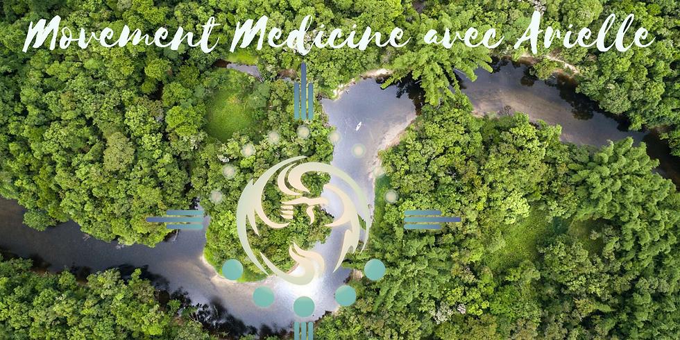 Movement Medicine avec Arielle: Pachamama Madre Tierra