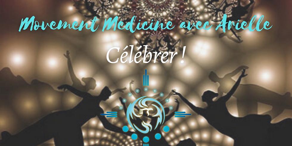 Movement Medicine en ligne: Carnaval !