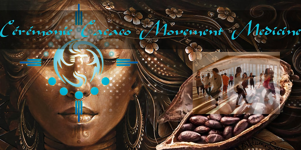 Pleine Lune Movement Medicine et cacao en ligne
