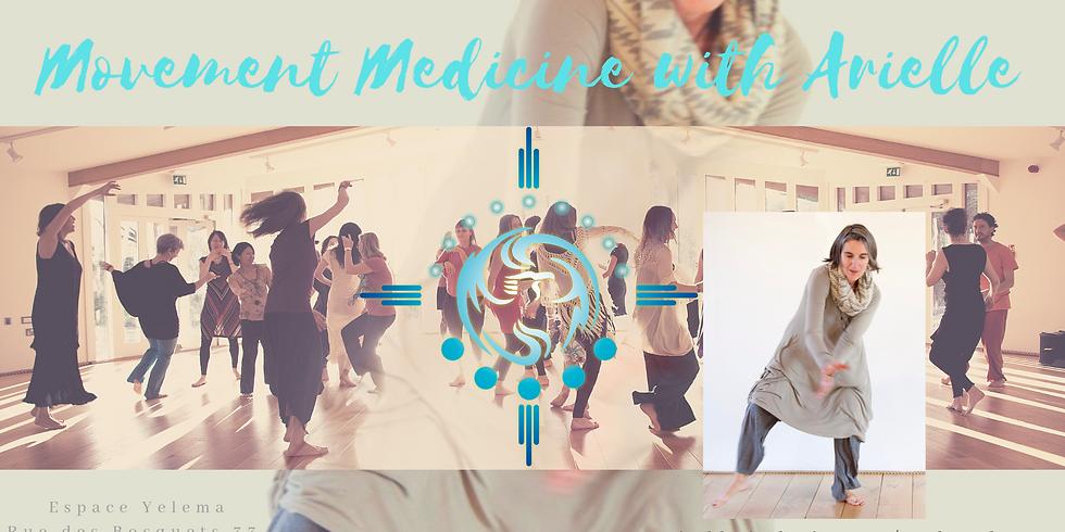 Movement Medicine avec Arielle
