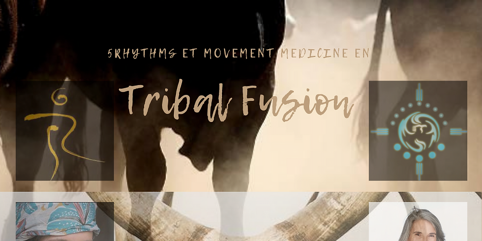 Stage Tribal Fusion