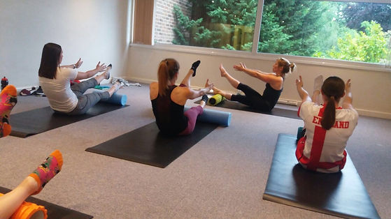 Physio Led Pilates in Leeds | Clinical Pilates | AFL Team Training | Studio Bua Wellness