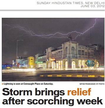 Hindustan Times, 2012
