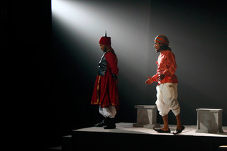 A play in Rangmandal, the theatre .