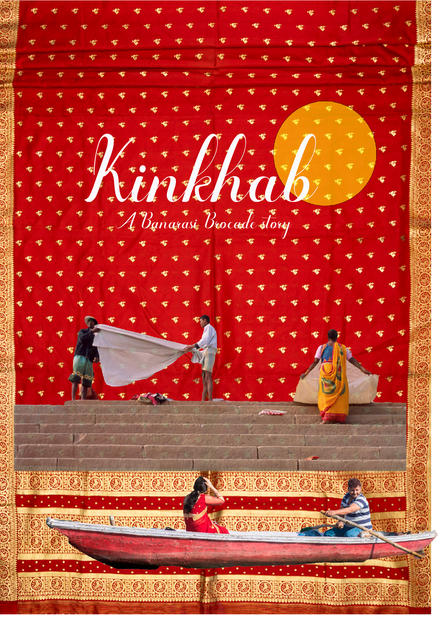 Poster for Kinkhab, an exhibition