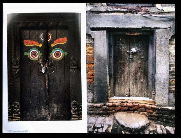 Doors of Kathmandu-Speak Magazine