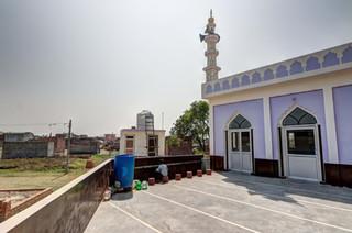 New masjid in kairana