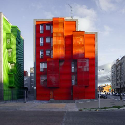 Social Housing in Spain