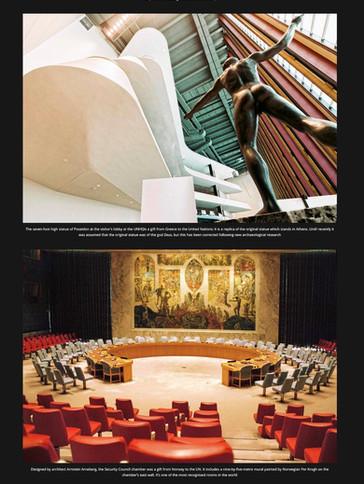 Inside United Nations-Round City Magazine