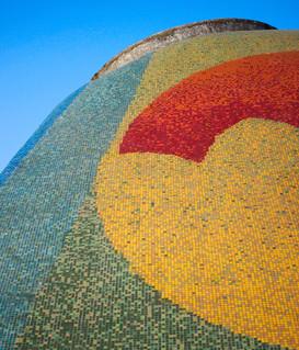 Mosaic Dome