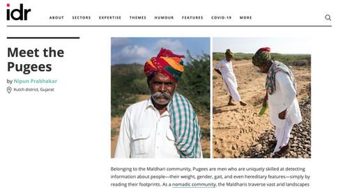 Meet the Footprint investigators of India