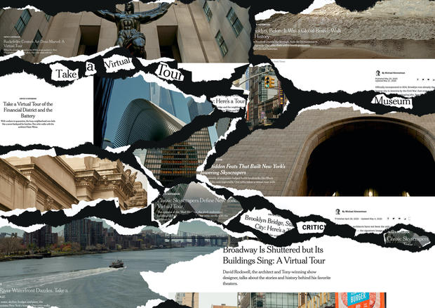 Collage for Platform